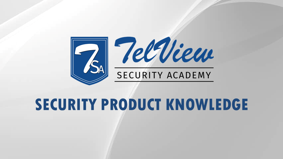 Telview Security Product Knowledge